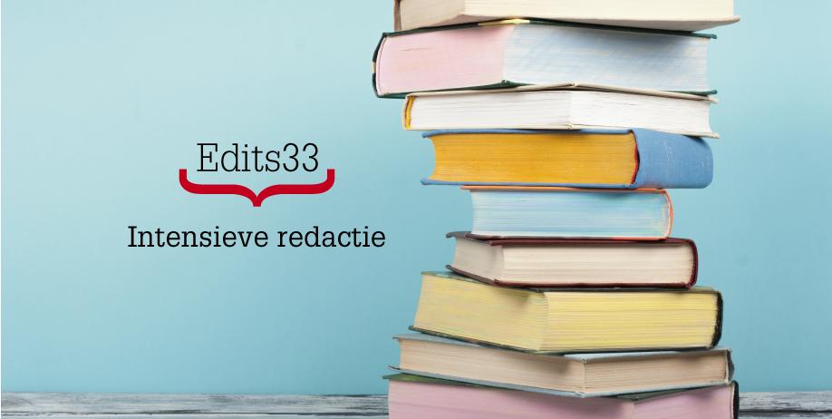Edits33 - Intensieve Redactie